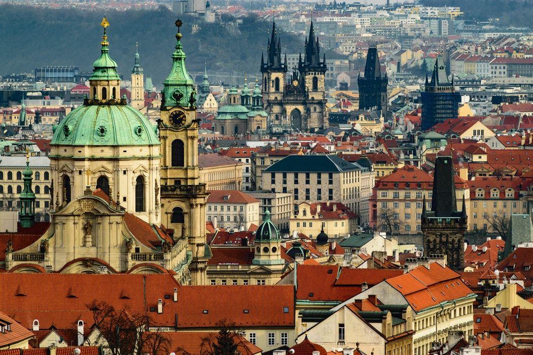 City Tour Praga