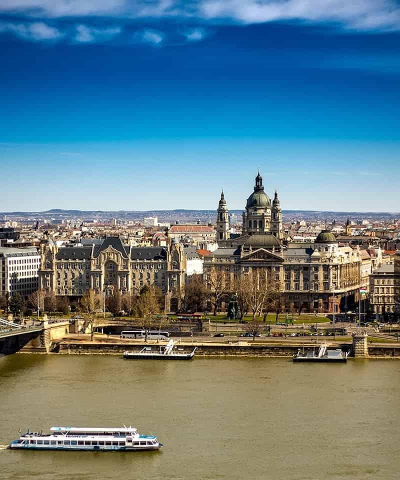 City Tour en Budapest