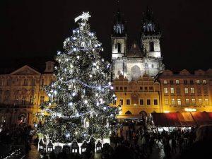 Praga en Diciembre