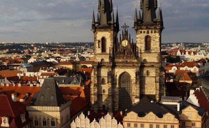 Visita Panorámica por Praga