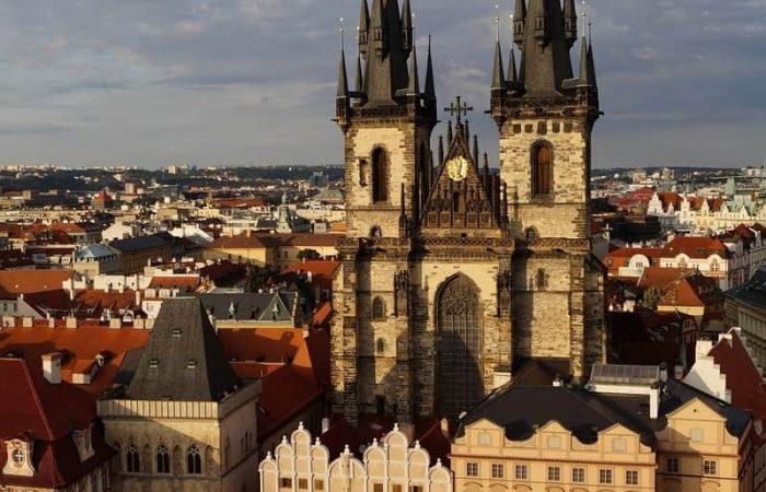 Tour panoramico de Praga