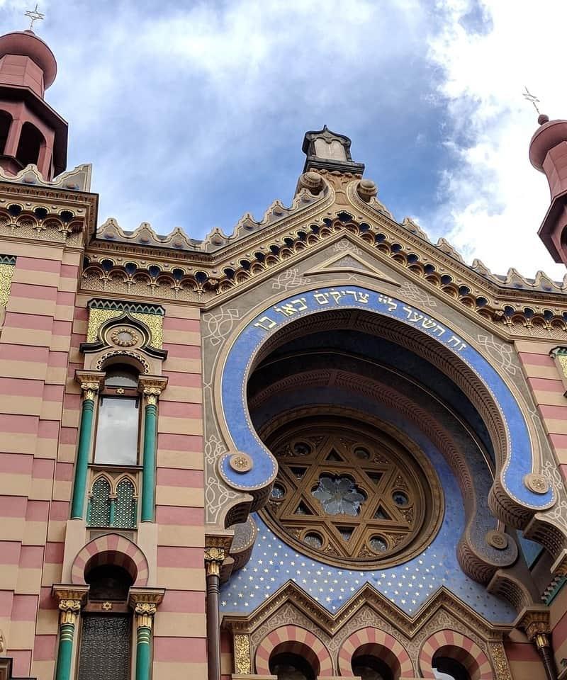 Sinagoga de Praga