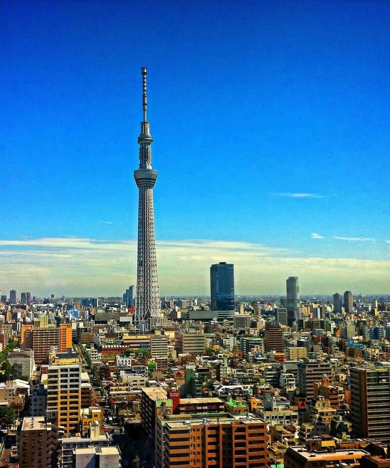 City Tour Tokio