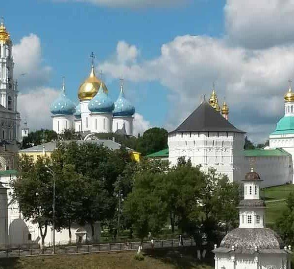 Tour a Sergiev Posad desde Moscú