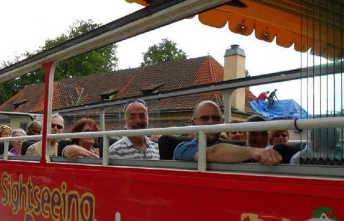 Praga tour en bus