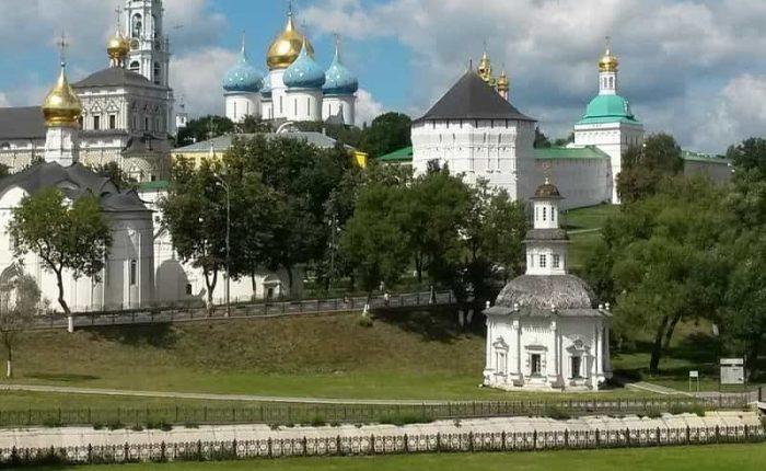City Tour Sergiev Posad