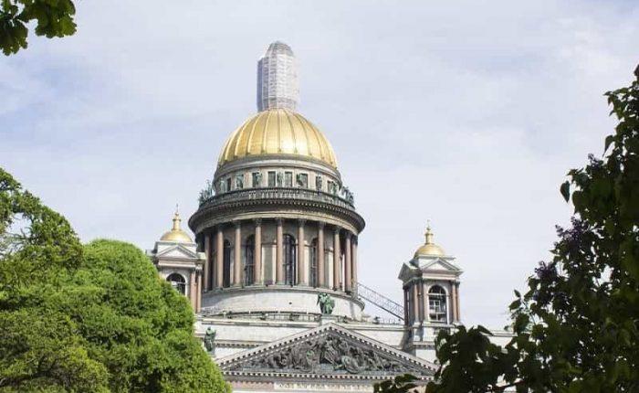 Entradas a San Isaac en San Petersburgo