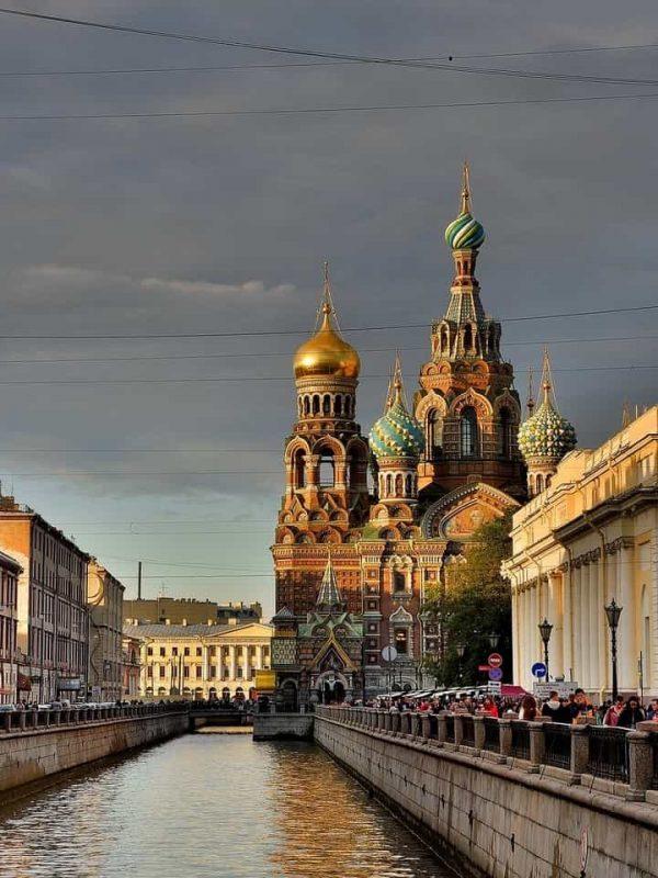Tour centro de San Petersburgo
