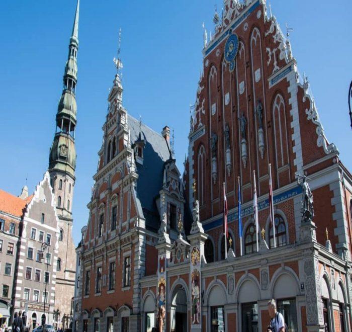Visita turistica a pie por Riga