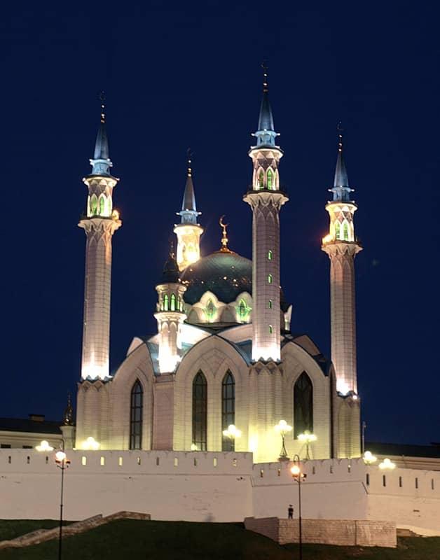 City Tour Kremlin Kazan