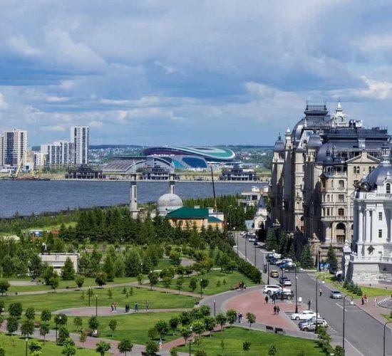 Kazan Anastasia guia de turismo