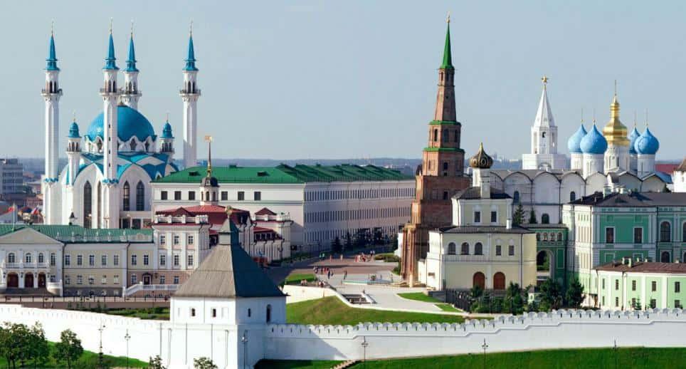 Kremlin de Kazán City Tour