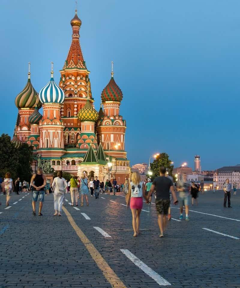 Tour de 1 día en Moscú