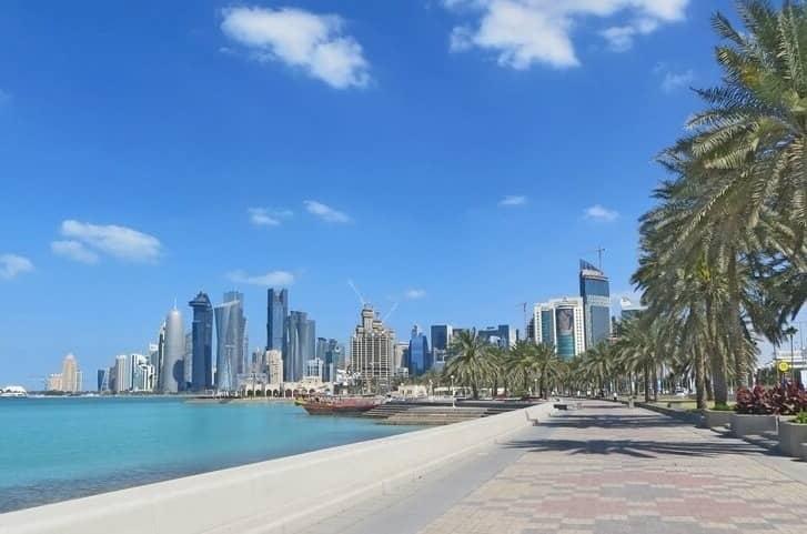 Qué hay en Quay Corniche