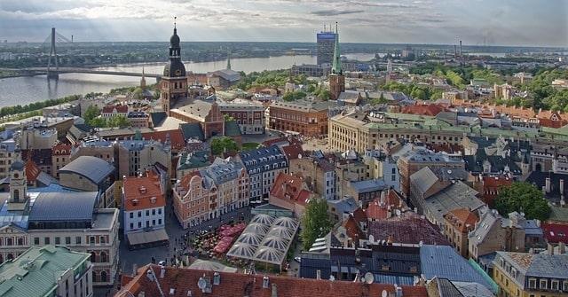 Que cer en Riga