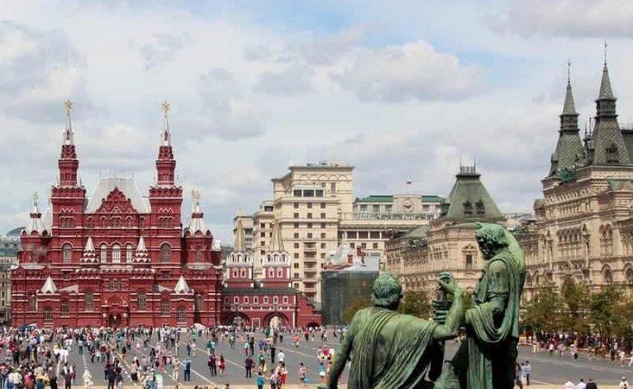 City Tour en Moscú Plaza Roja y San Basilio