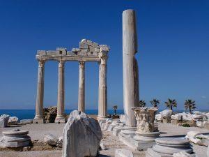 Turquia templo