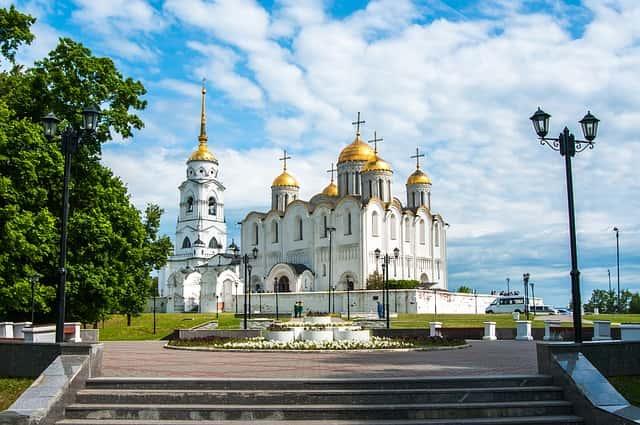 Tour a Vladimir y Suzdal