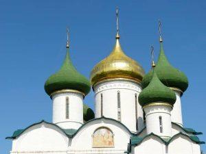 Catedrales importantes en Suzdal