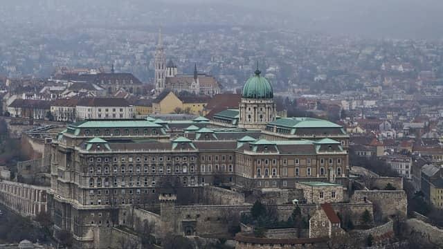 Tour a pie en Buda, Budapest – Hungría