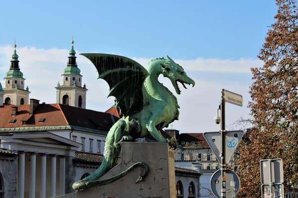 Tour a pie por Liubliana – Eslovenia