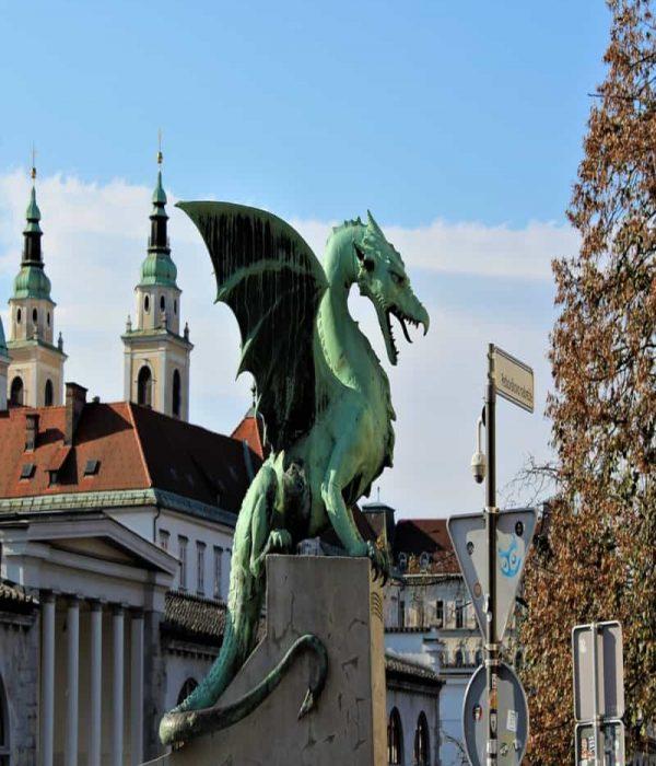 City tour por Eslovenia en español