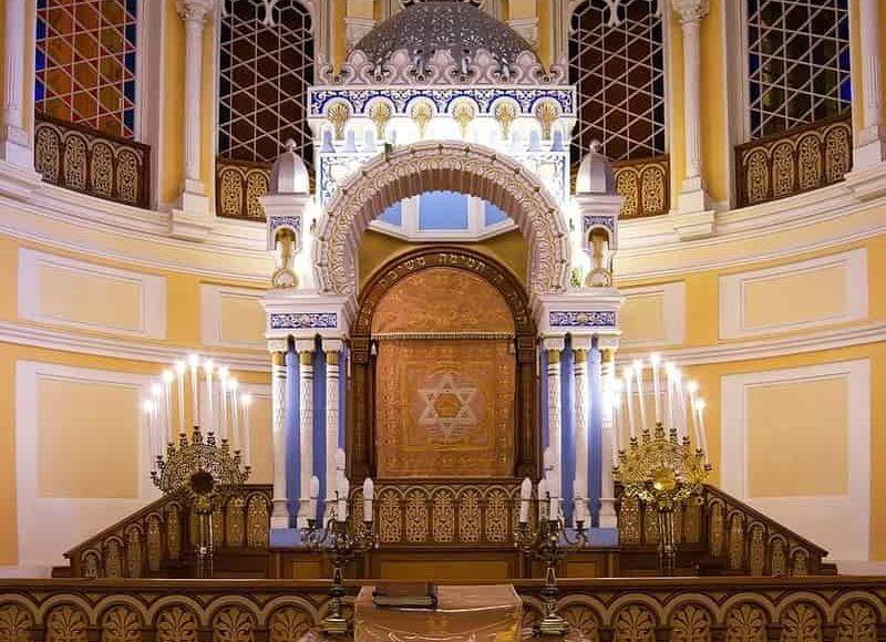 Gran Sinagoga Coral San Petersburgo