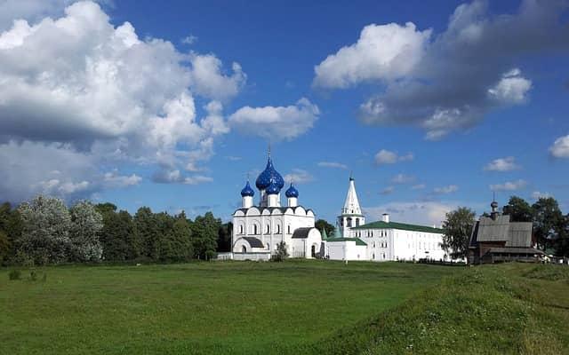 El Kremlin de Suzdal