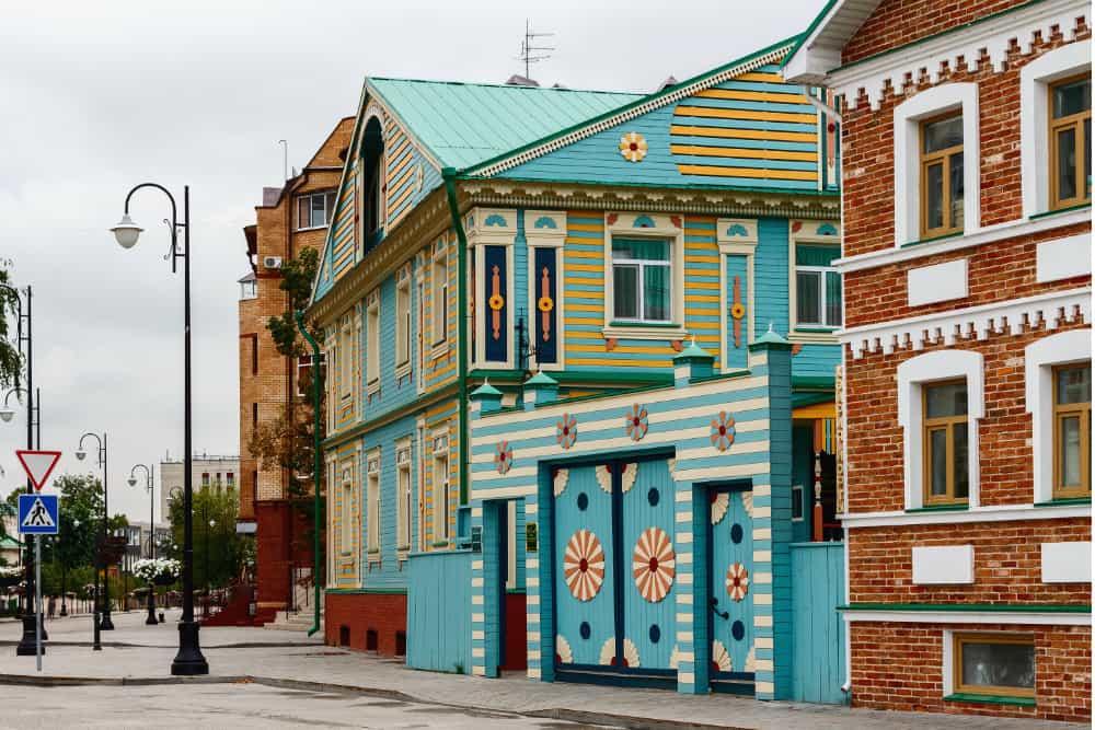 City Tour por Kazan