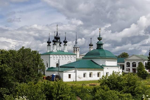 Monasterio de Alexander Suzdal