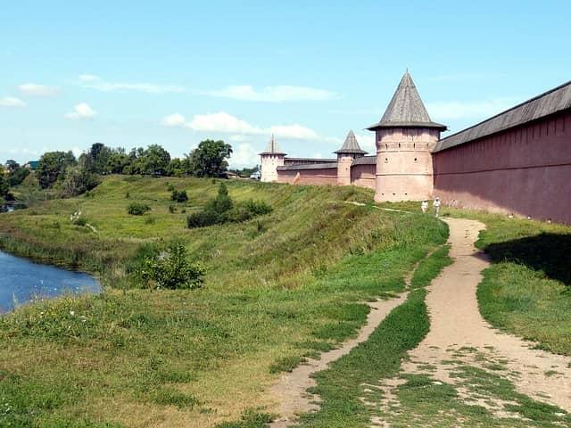 Monasterio del Salvador Evfimiev en Suzdal