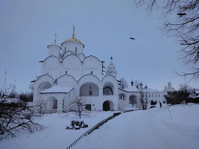Monasterios en Suzdal
