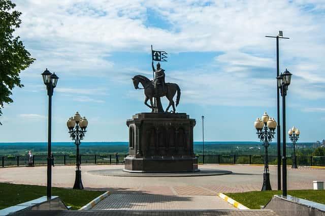 El anillo de oro Vladimir y Suzdal