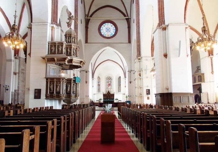 Catedral de la Cúpula en Riga