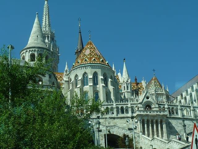 Tour a pie en Buda