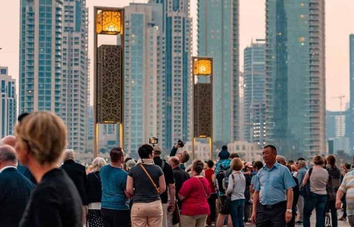 Tour por el centro de Dubai