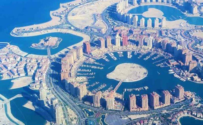 Tour por el centro de Qatar