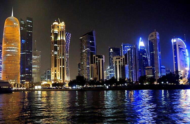 La noche de Doha