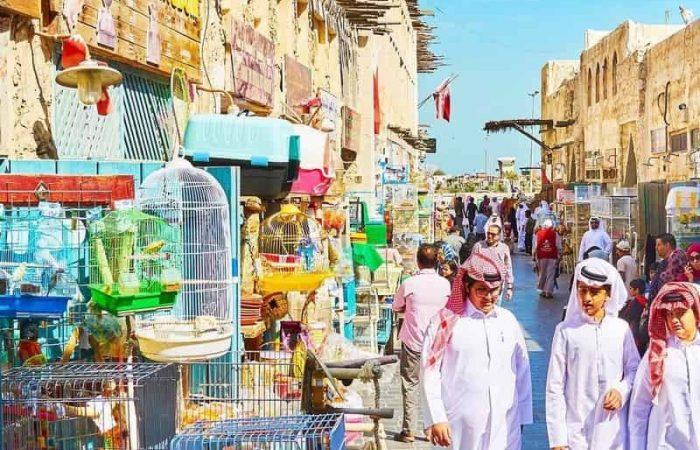 Excursión a Souq Waqif