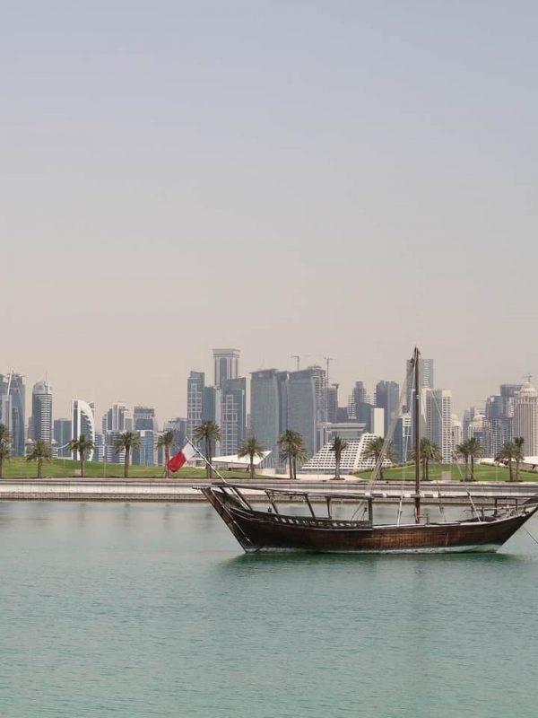 Excursión por Doha en dhow árabe