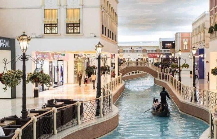Un shopping tour en Doha Qatar