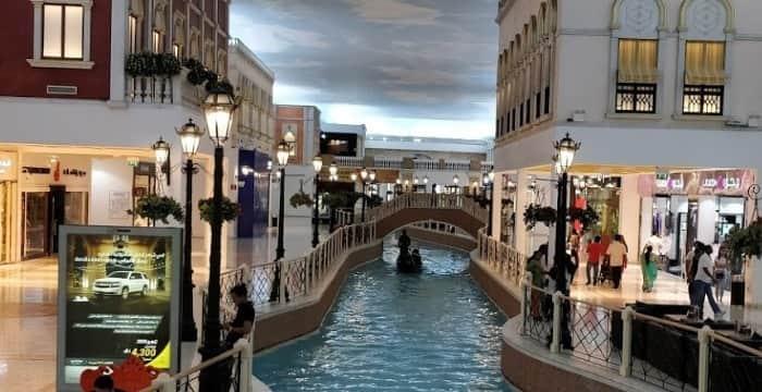 Shopping tour privado en Doha en español