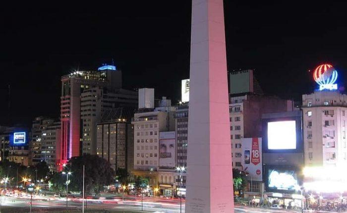 Tour nocturno en Buenos Aires en español