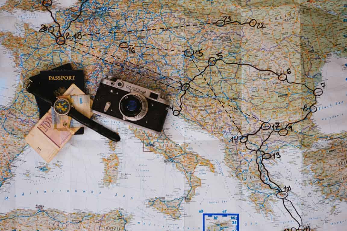Rutas europeas y cuando ir