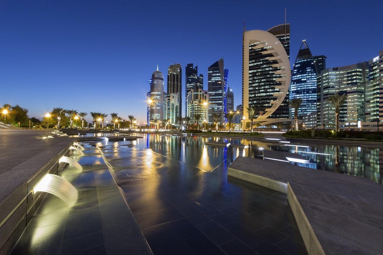 Hoteles en Doha
