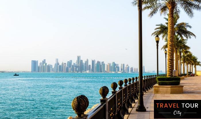 La Corniche de Doha