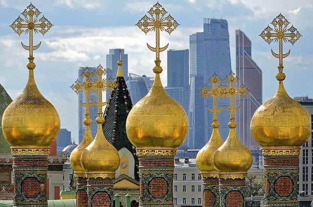 Moscú con Iglesias