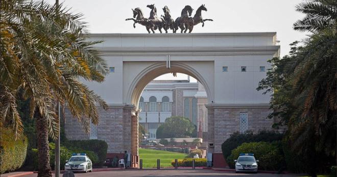 Palacio Sheikh Mohammed