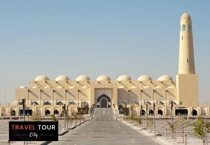 La gran Mezquita de Doha