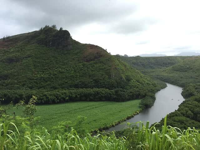 Isla grande de Hawai